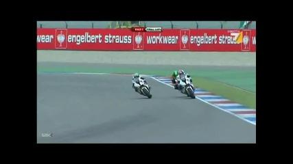 Sbk 2012 Assen (olanda) Gara 2