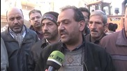 Syria: Emergency services clear up site of deadly Homs explosion