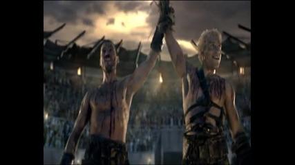 spartacus +evanescence