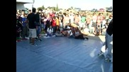 Campeonato Seixal Grafiti Battle Inmotion Vs Danceforever