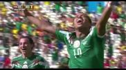 29.06.14 Холандия - Мексико 2:1 *световно първенство Бразилия 2014 *