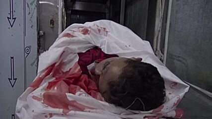 Syria: At least 2 killed after hospital hit in shelling of Daraa *GRAPHIC*