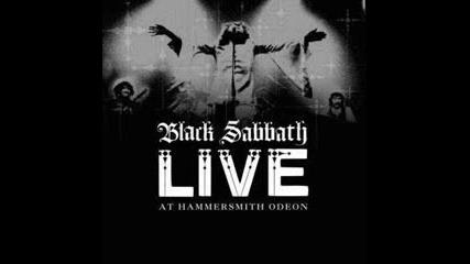 Black Sabbath - Iron Man (Live At Hammersmith Odeon)