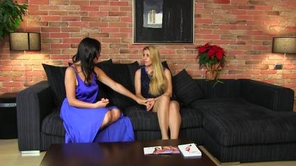 """""""Силата на женствеността"""" с Наталия Кобилкина и Магдалена Ангелова - Happy Woman TV Епизод 7"""