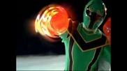 Green Mystik Ranger