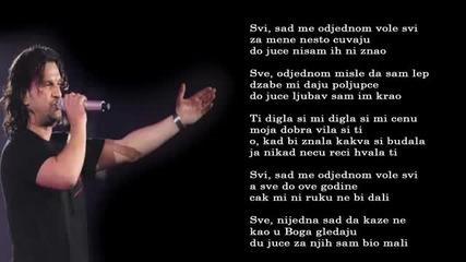 Aca Lukas - Digla si mi cenu - (Audio 2003)