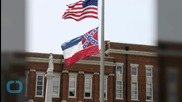 The Confederate Flag is Right Inside Mississippi's State Flag