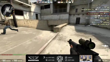 NoThx играе CS:GO Deathmatch за първи път