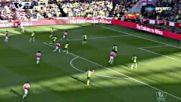 Арсенал - Норич 0:0 /Първо полувреме/