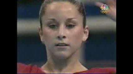 Спортна Гимнастика-Carly Patterson