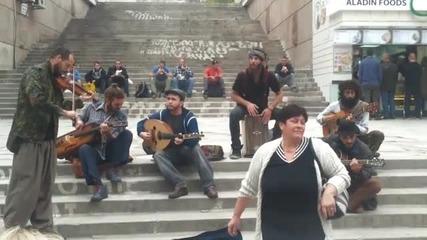 Уличните Музиканти в Пловдив