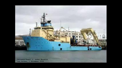 Офшорни кораби