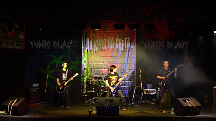 Toxic Blast - 2018 - Live in Vratsa City - 06 - Steel Man
