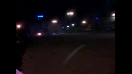 Дрифт шоу на Панаира в Пловдив 07.04.12