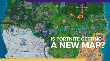 Is Fortnite getting a new map?