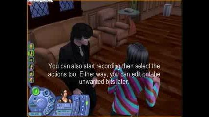 Как Да Си Направим Клипче Със Sims 2
