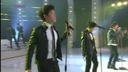 Changmin & Yoseob & Jonghyun & Joonsu - It s My Life { Bon Jovi} [live at K B S Music Festival 2010]