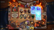 Heartstone: Blackrock Mountain - The Grim Guzzler (coren Direbrew) Heroic vs Priest