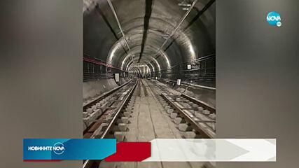 Как ще бъде ремонтирана голямата авария в метрото