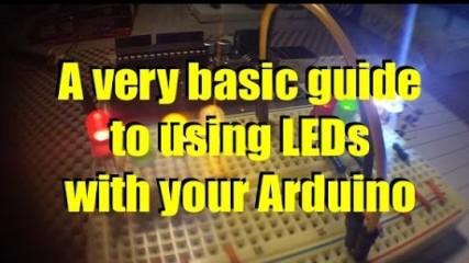 Arduino Basics -  How to use LEDs