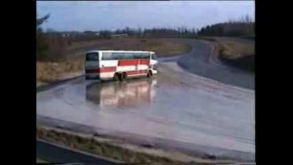 Много Здрав Дрифт С Автобуси