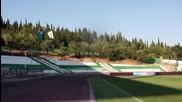 Стадионът на Берое изненада приятно с куп подобрения