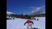 Snowboard 180 X.bezbog