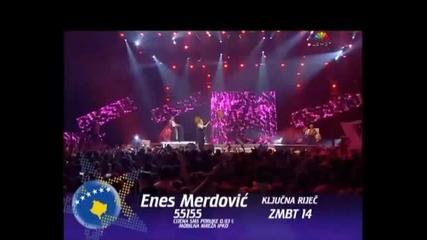 Ivana Selakov - Moje je ime sreca - (Live) - (Zetra Sarajevo 2012) - (Hayat TV)