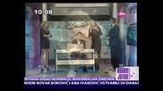 LEPA BRENA - BIBER, LIVE JUTARNJI PROGRAM TV PINK 31.12.2012.