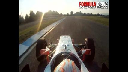 Писта Серес - Formula Drive 2011