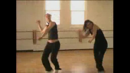 hip horeggaeton dance