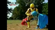 Power Rangers Mystic Force Епизод25 БГАУДИО
