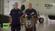 USA: Missing El Faro ship believed to have sank during Hurricane Joaquin, one body found