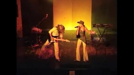 Sparkle show-'man,i Feel Like A Woman'-live-2010