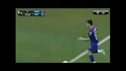 Реал Мадрид 3 - 2 Хетафе *21.04.09*