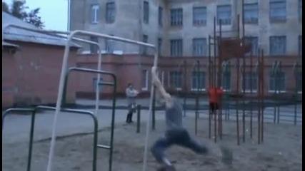 Crazy jump - Fantastic 4