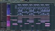 Very Sad Piano Violin Rnb Hip - Hop Beat [fl Studio] instrumental