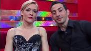 Dancing Stars - Албена и Калоян за баловете (20.05.2014г.)