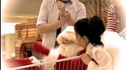 Превод! Най - Яката Коледна Песен! Inna - I Need You For Christmas