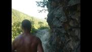 Лош инцидент с момче в планината