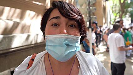 España: Médicos residentes de Madrid inician una huelga indefinida pidiendo mejores condiciones laborales