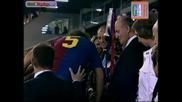 Барселона носител на Купата на Краля
