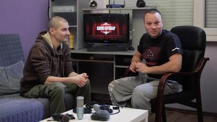 Двама мъже и другата половина за кино звукозаписа