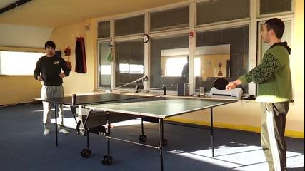 Тенис на маса - 13.12.2012