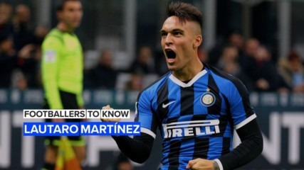 Lautaro Martínez is having the best season of his life
