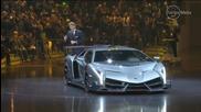 Представяне на най-новото Lamborghini - Veneno
