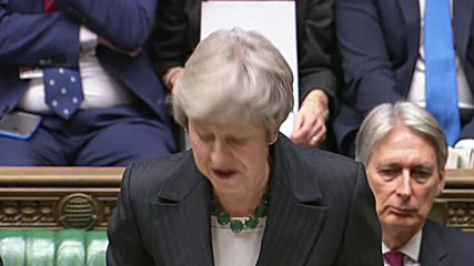 UK: May addresses MPs on draft Brexit agreement amid Raab, McVey resignations
