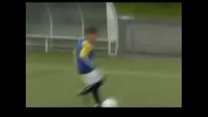 Next Cristiano Ronaldo 08/09