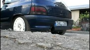 Renault Clio 16v - otkachaa :x