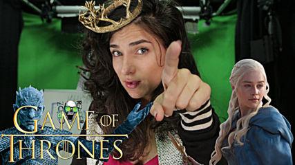"""Тайните на """"Game of thrones"""""""